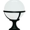 Elstead GLENBEIGH PED/PORCH Outdoor Pedestal Lamp